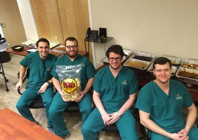 Dental_Students_Emmanuel_Church_lunch