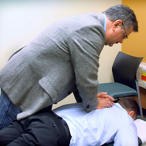 HHHC Service Chiropractic Care