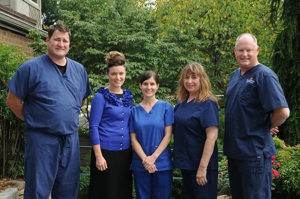 HHHC Dental Staff