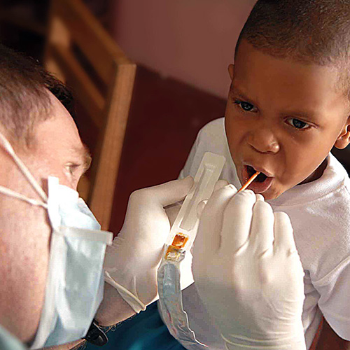 HHHC Service Pediatric Dental Outreach