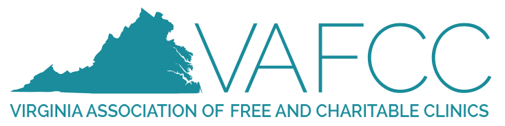 Virginia Association of Free and Charitable Clinis Logo