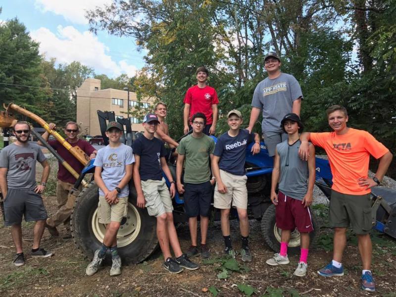 HHHC Boy Scouts