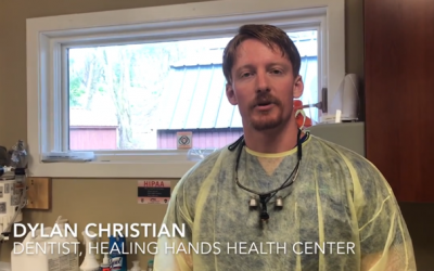 Healing Hands Health Center continues to provide essential services
